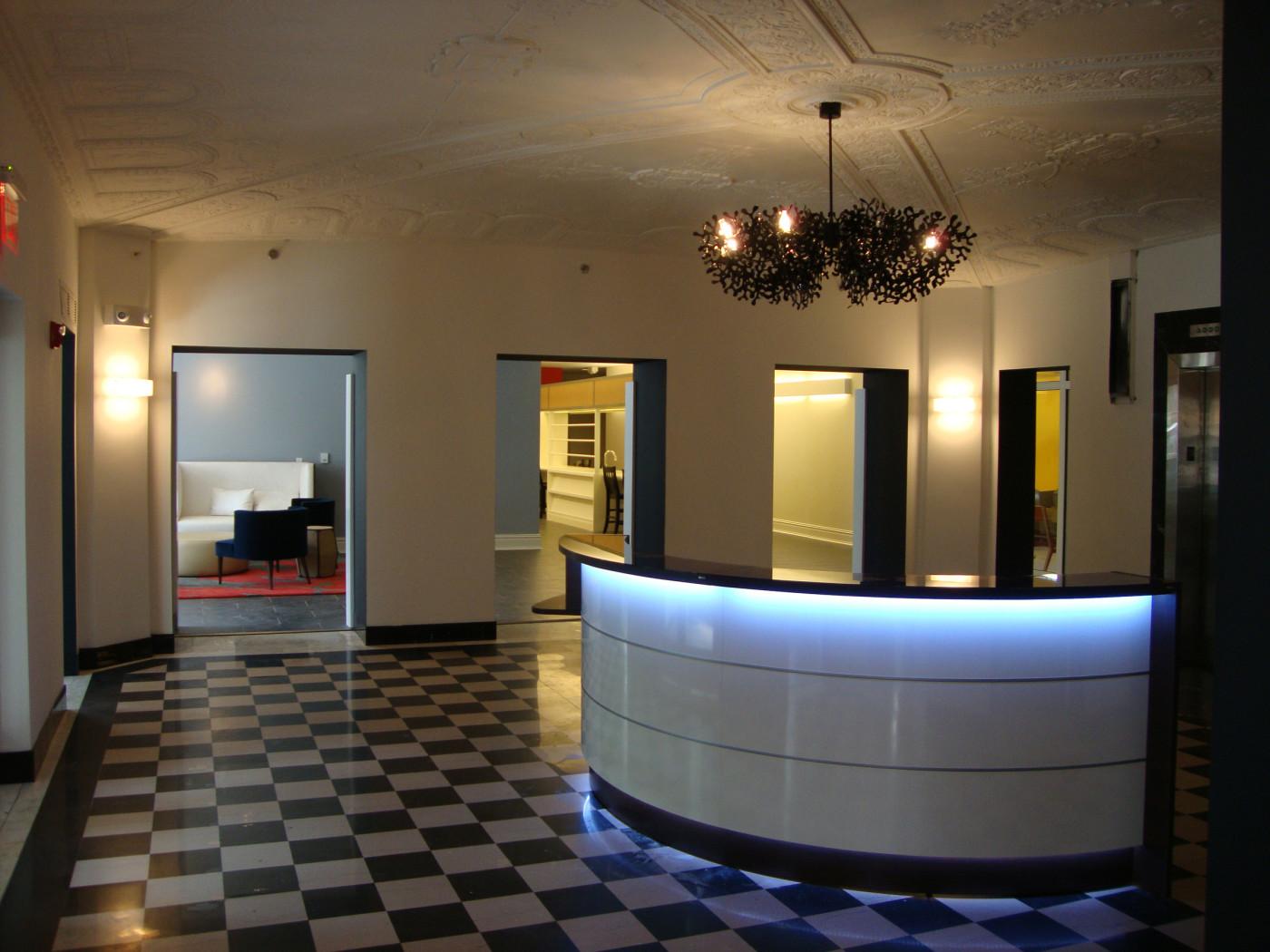 Bellerive-Lobby