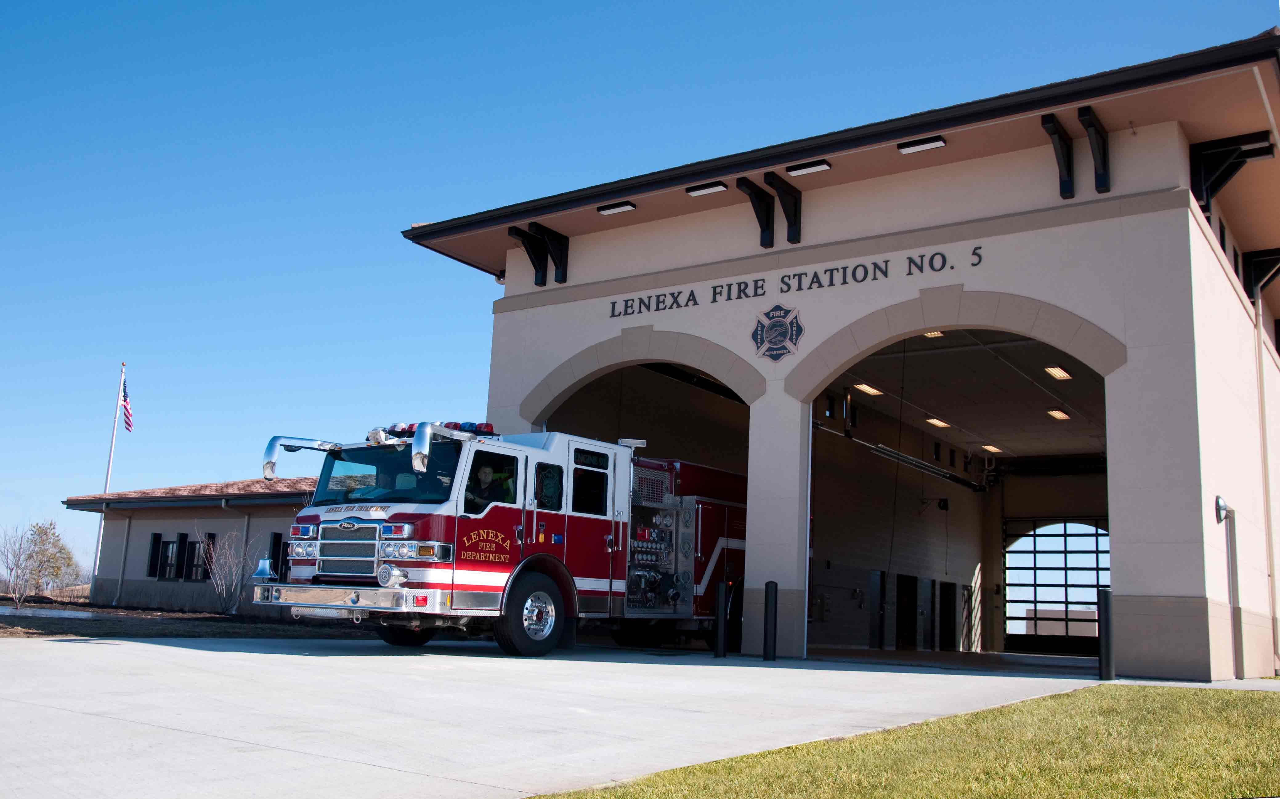 Lenexa Fire Station No.5