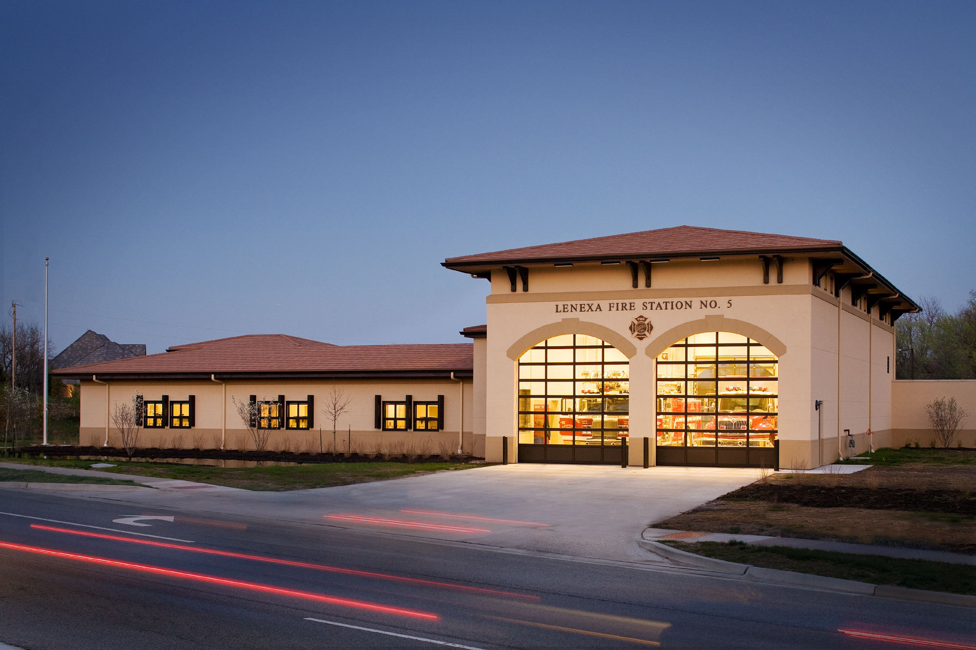 Lenexa Fire Station No.5
