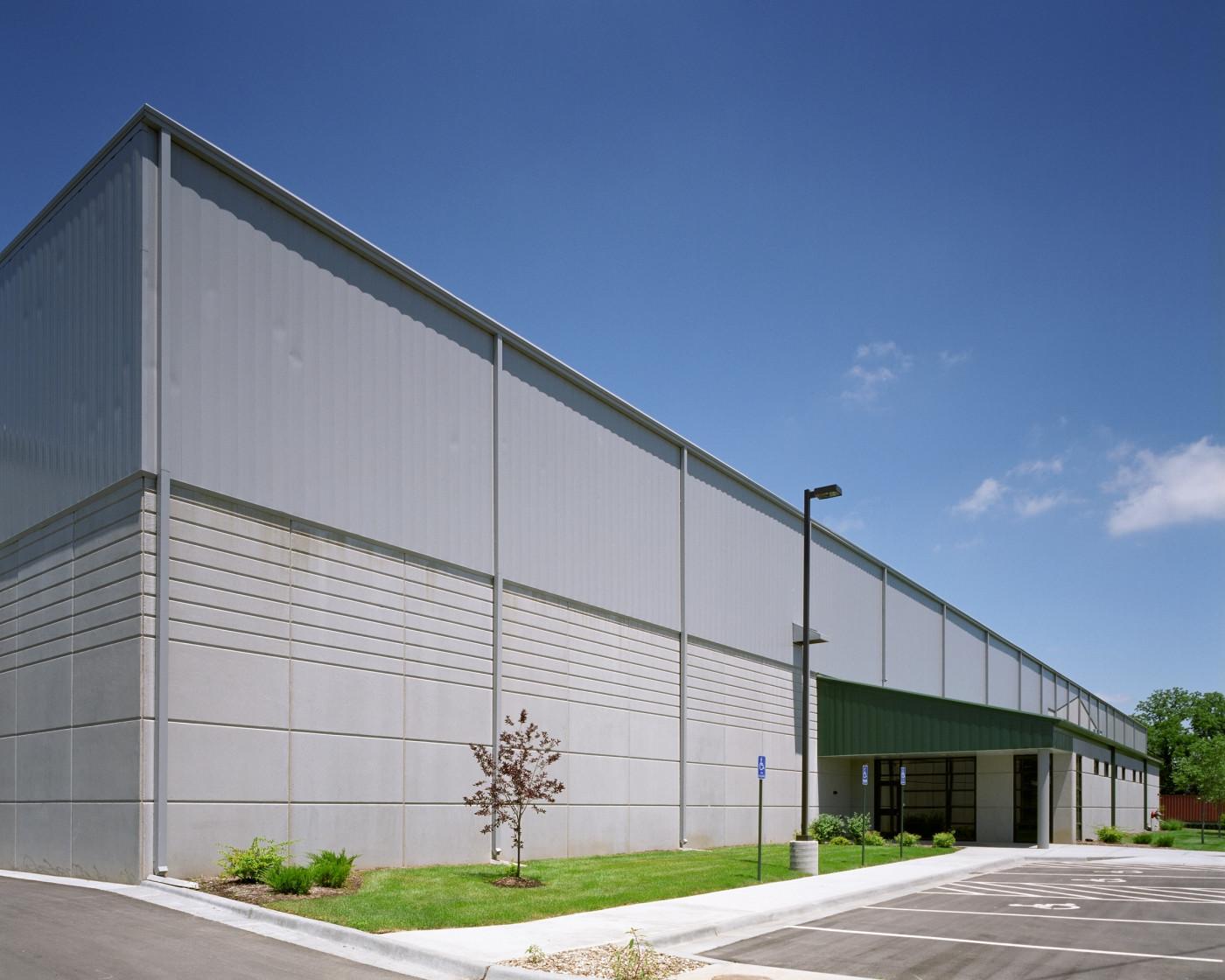 Long Motor Corporation Warehouse