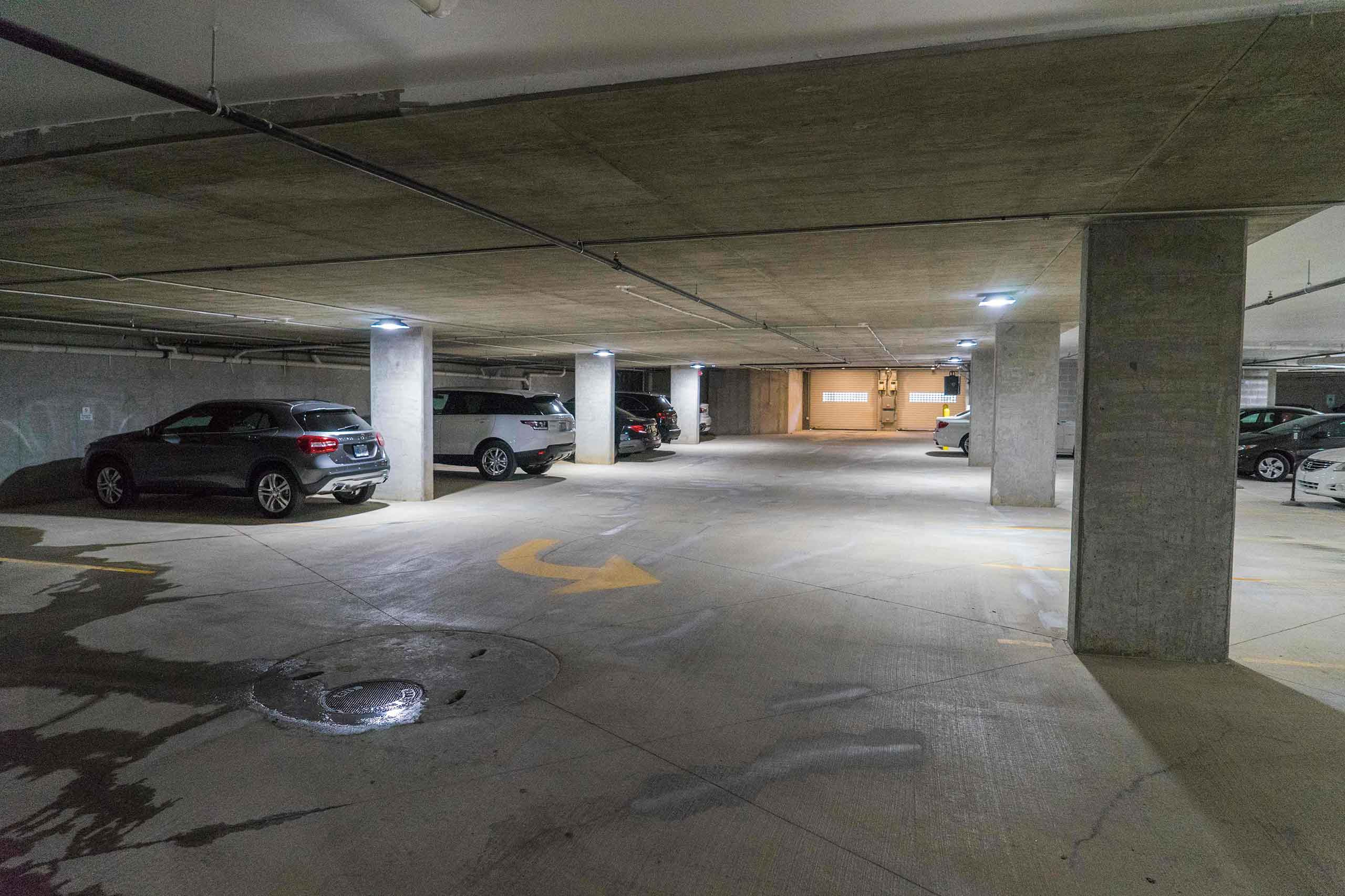 InterUrban-Lofts-Garage-Interior
