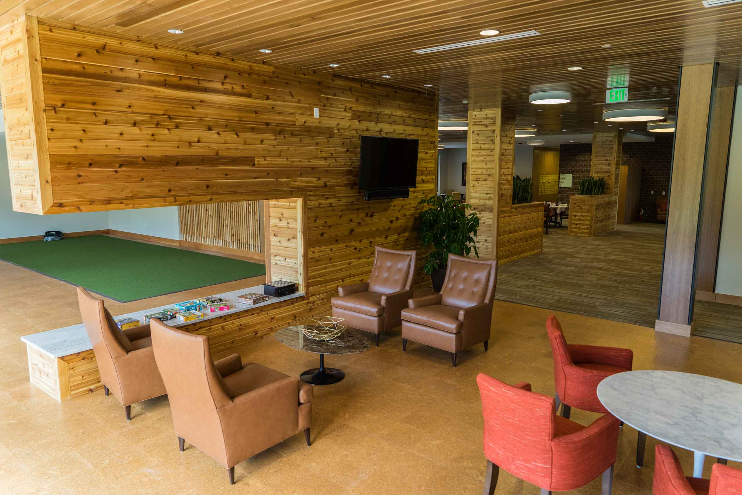 Silvercrest-at-College-View-Game-Room
