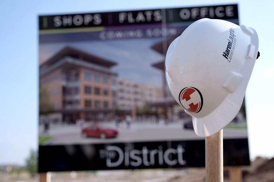District at City Center Ground Breaking