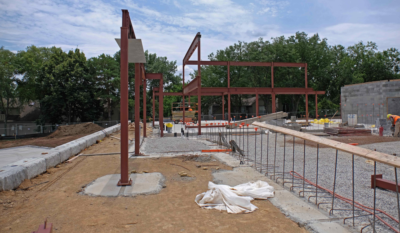 Prairie-Village-Fire-Station-23-Structural-Steel