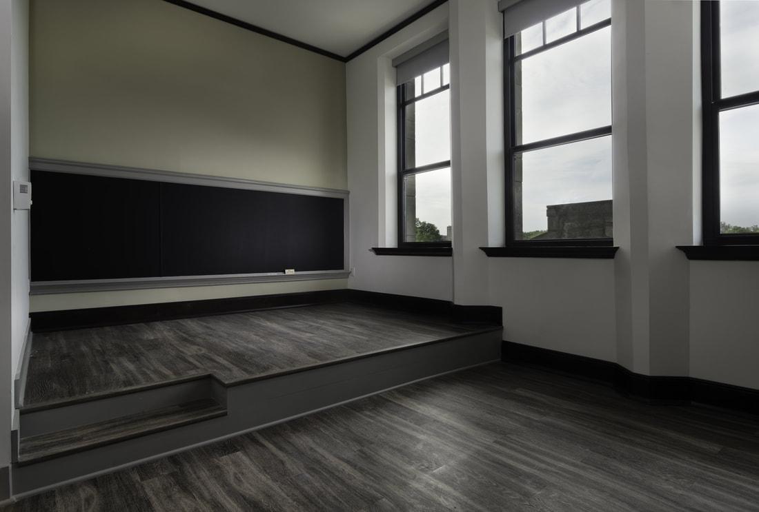 Norman School Lofts Chalkboard